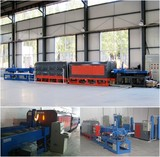 Full Automatic Pusher Sintering Furnace